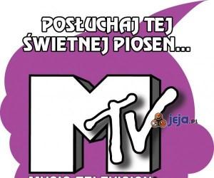 """Dzisiejsza """"Telewizja muzyczna""""..."""