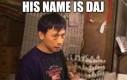 Chiński sprzedawca jaj
