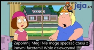 Przyjaźń - Family Guy
