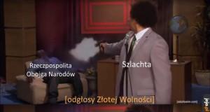Burzliwa historia polski