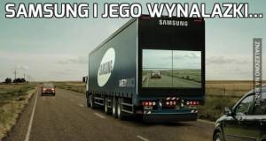 Samsung i jego wynalazki...