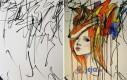 Artystka zmieniła bazgroły córeczki w ilustracje