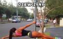 Dziewczyny, dlaczego nie trenujecie tańca na rurze