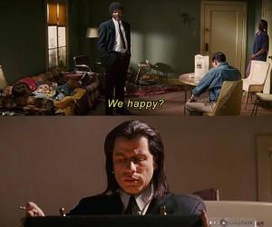 Tak, jesteśmy szczęśliwi