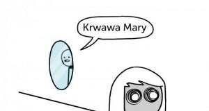 Krwawa Mary!