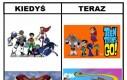 Włączam sobie po paru latach Cartoon Network...