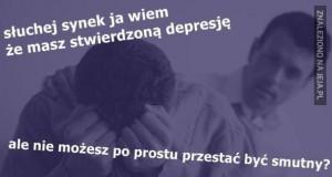 Rodzice i depresja