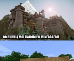 Budowanie w Minecrafcie