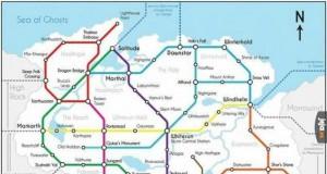 Skyrimskie metro