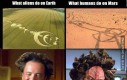 Na Marsie znaleziono znaki zostawione przez ludzi