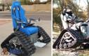 Terenowy wózek inwalidzki - sprawdzi się też w miejskiej dżungli