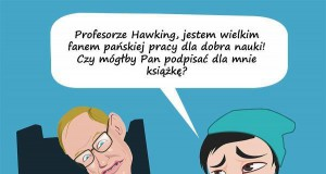 Stephen Hawking - niezapomniane spotkanie