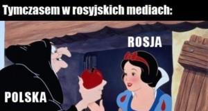 Tymczasem w rosyjskich mediach