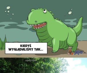 Smutna historia krokodyli