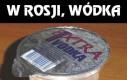 Wódka z Rosji