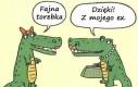 Nie zrywaj z krokodylicą
