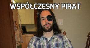Współczesny pirat