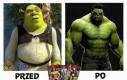 Shrek poszedł na siłownię!