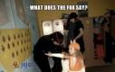 Co mówi lisek?