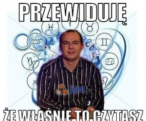 Wróżbita Maciej