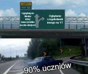 Ach, te nasze e-lekcje...