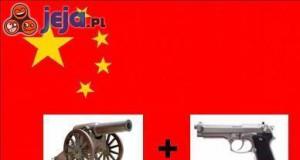 Chiny stworzyły pierwszą broń palną