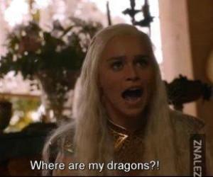 Gdzie są moje smoki....