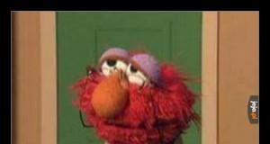 Elmo pamięta jeszcze czasy, gdy pił dla zabawy