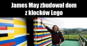 Dom z klocków Lego