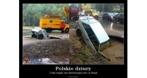 Polskie dziury