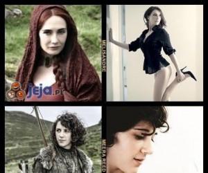 Dziewczyny z Gry o Tron w rzeczywistości