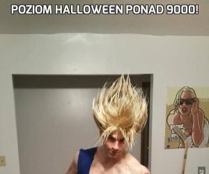Poziom Halloween ponad 9000!