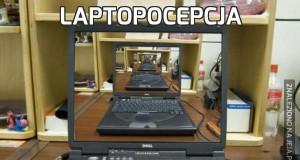 Laptopocepcja