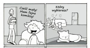 Komiksy to nie żarty