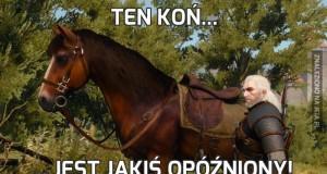 Ten koń...