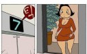 Problemy przy windzie