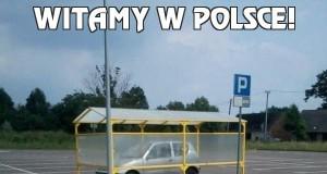 Witamy w Polsce!