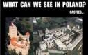 Tyle do zwiedzania w Polsce...A co robią turyści?