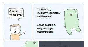 Ernesto, kosmiczny miś