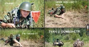 Ivan idioto!