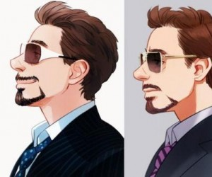 Tony Stark na przestrzeni lat