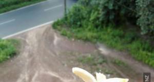 Najmniejszy banan na świecie