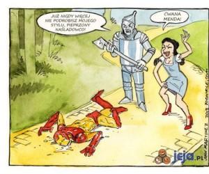 Iron Man kontra Tin Man