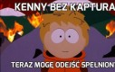Kenny bez kaptura