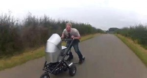 Turbo-wózek