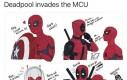 Deadpool atakuje MCU