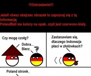 Czołg PolandBall'a