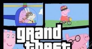 Grand Theft Peppa V