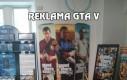 Reklama GTA V