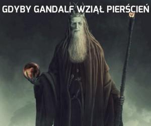 Gdyby Gandalf wziął Pierścień